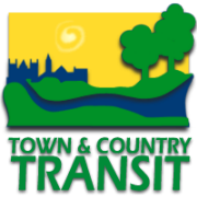 Town & Country Transit, Kittanning PA : Welcome Kittanning Bus Town And Country Map on